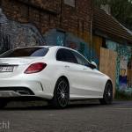 Rijtest: Mercedes C-Klasse 2014 [W204] C220 BlueTec