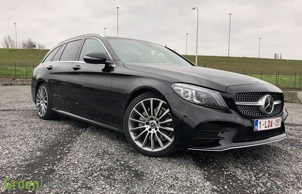 Rijtest: Mercedes C-Klasse C220d Break facelift S205 (2018)