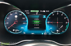 Rijtest: Mercedes C300de Break Plug-in Hybrid PHEV S205 306 pk (2020)