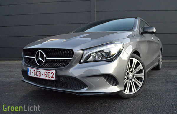 Rijtest: Mercedes CLA-Klasse Shooting Brake facelift [CLA200d]