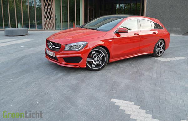 Rijtest: Mercedes CLA-Klasse Shooting Brake [CLA 250 Sport 4MATIC]