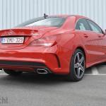 Rijtest: Mercedes CLA250 Sport 4MATIC