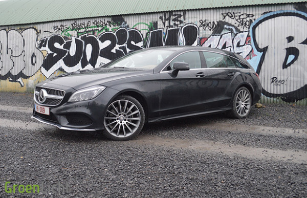 Rijtest: Mercedes CLS-Klasse Shooting Brake [CLS220 BlueTEC]