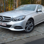 Rijtest: Mercedes E-Klasse Berline - E200 Natural Gas Drive [CNG]