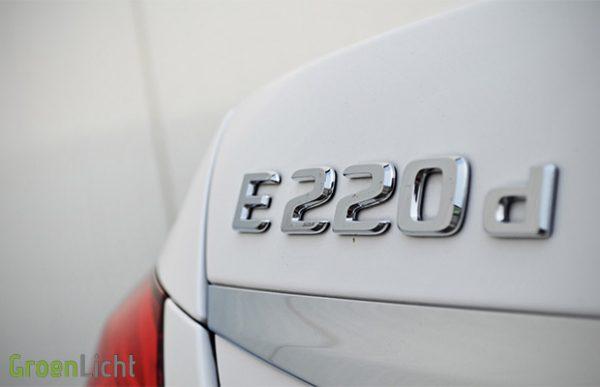 Rijtest Mercedes E-Klasse Berline E220d 2016 W213