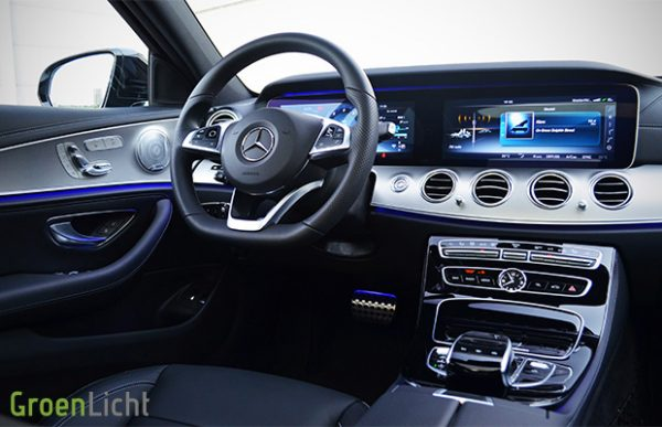 Rijtest Mercedes E Klasse Berline 2016 E220d Groenlicht Be