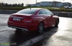 Rijtest: Mercedes E-Klasse Coupé [E220 BlueTEC]