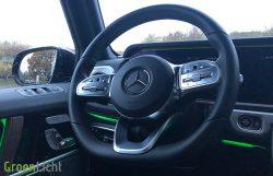 Rijtest: Mercedes G-Klasse G500 (2018)