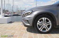 Rijtest: Mercedes GLA 220 CDI 4MATIC