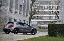 Rijtest: Mercedes GLA 45 AMG 4MATIC