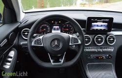 Rijtest: Mercedes GLC-Klasse GLC250d 4Matic (2016)