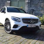 Rijtest: Mercedes GLC Klasse SUV Coupe - GLC250 4MATIC Coupe