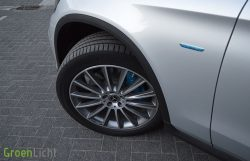 Rijtest Mercedes GLC350e Plug-in Hybrid SUV Coupe
