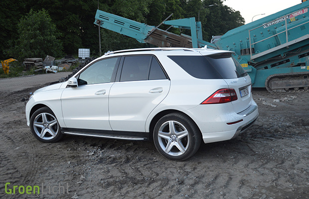 Mercedes C Parameters