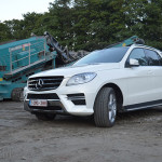 Rijtest: Mercedes ML 250 BlueTEC 4Matic 2013