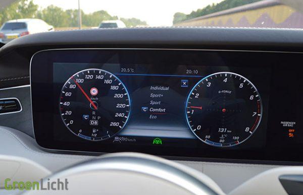 Rijtest: Mercedes S-Klasse S560 Coupe facelift (2017)
