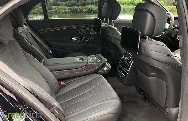 Rijtest: Mercedes S-Klasse facelift S450 4MATIC Lang W222 (2018)