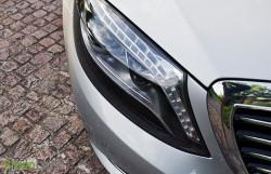 Rijtest: Mercedes S500 L 2014