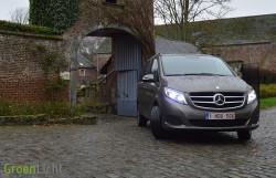 Rijtest: Mercedes V-Klasse [V250 BlueTec]
