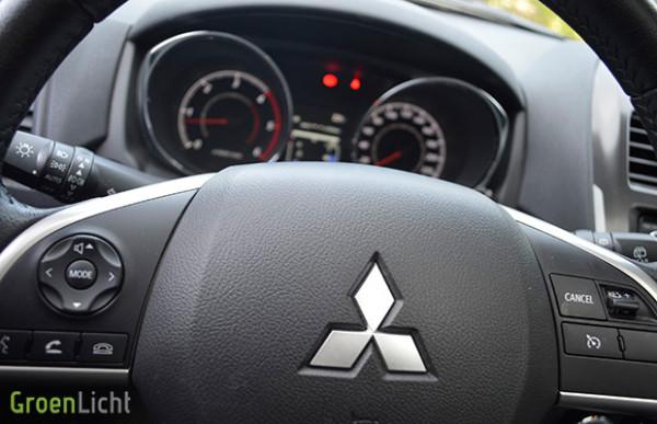 Rijtest Mitsubishi 1.8