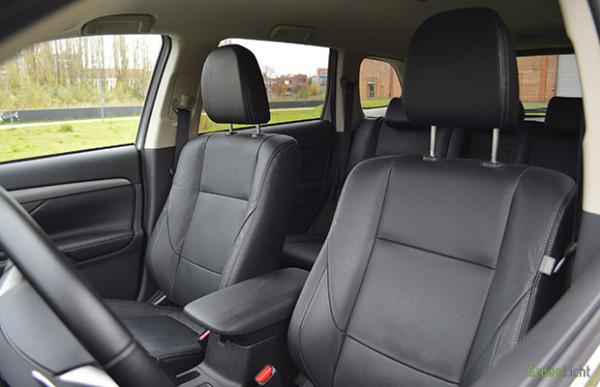Rijtest: Mitsubishi Outlander 2013 2.2 DI-D