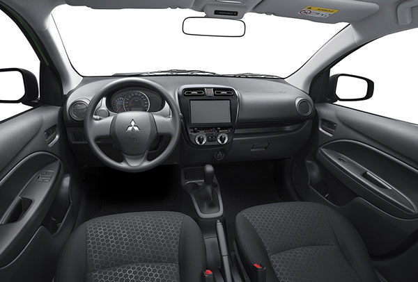 Rijtest: Mitsubishi Space Star 1.2 Intense