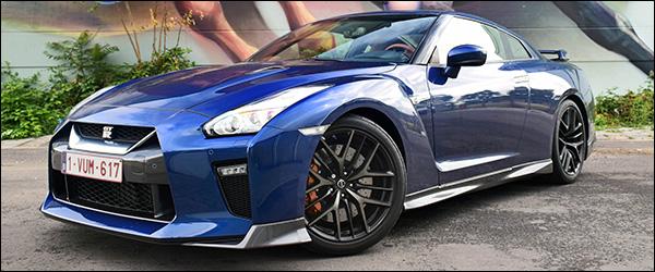 Rijtest: Nissan GT-R 3.8 V6 AWD Prestige 570 pk (MY19)