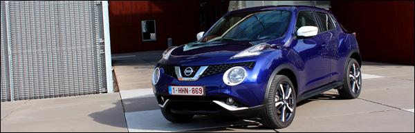 Rijtest - Nissan Juke MY2014 - Header