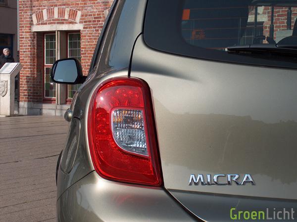 Rijtest Nissan Micra DIG-S Facelift 09
