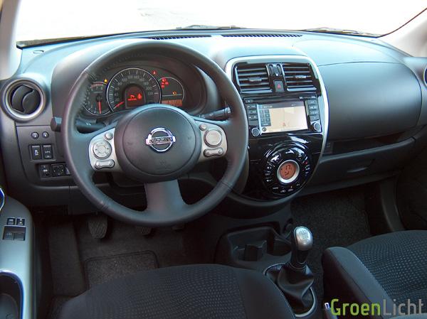 Rijtest Nissan Micra DIG-S Facelift 11