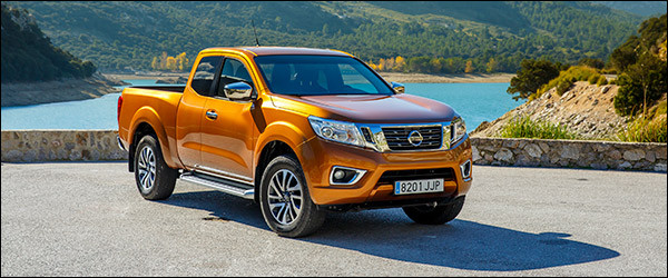 kort getest nissan navara np300. Black Bedroom Furniture Sets. Home Design Ideas