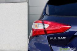 Rijtest - Nissan Pulsar DIG-T 05