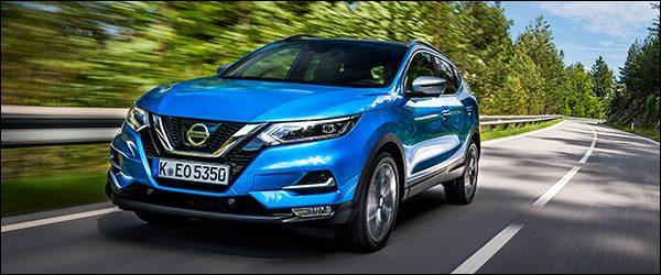 Rijtest: Nissan Qashqai 1.6 dCi (2017)