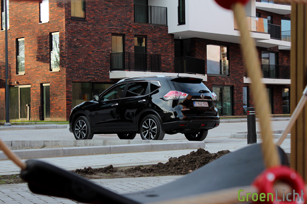 Rijtest - Nissan X-Trail 11