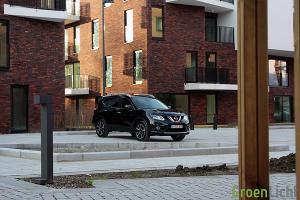 Rijtest - Nissan X-Trail 13