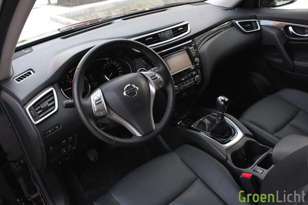 Rijtest - Nissan X-Trail 16
