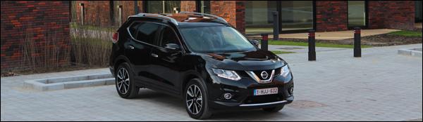 Rijtest - Nissan X-Trail - Header