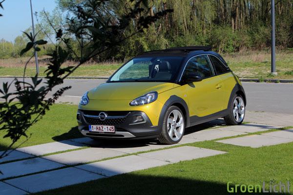 Rijtest - Opel Adam Rocks 10