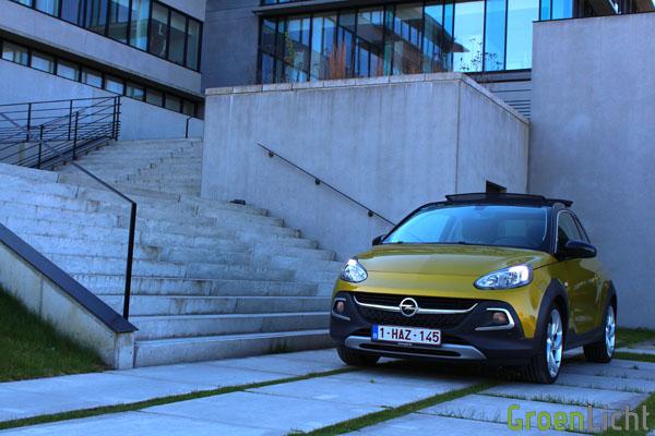 Rijtest - Opel Adam Rocks 11