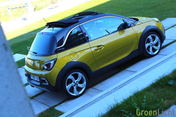 Rijtest - Opel Adam Rocks 12
