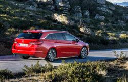 Rijtest: Opel Astra Sports Tourer [1.6 CDTI BiTurbo ecoTEC]