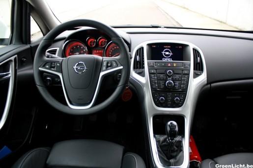 Rijtest Opel Astra Turbo 11