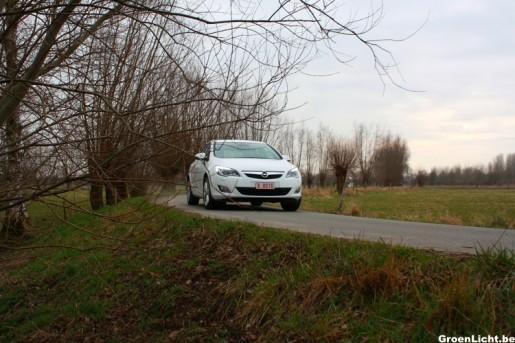 Rijtest Opel Astra Turbo 7