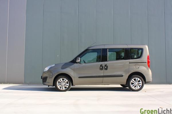 Rijtest Opel Combo Tour