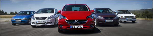 Rijtest - Opel Corsa Turbo - Header