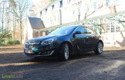 Rijtest: Opel Insignia 2013 1.6 SIDI