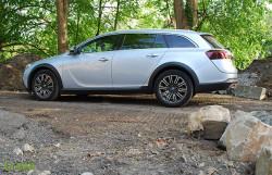 Rijtest: Opel Insignia Country Tourer 2.0 Turbo 4x4