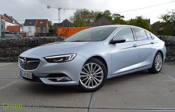 Kort Getest: Opel Insignia Grand Sport (2017)