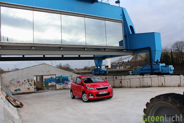 Rijtest - Peugeot 108 01