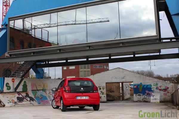 Rijtest - Peugeot 108 03